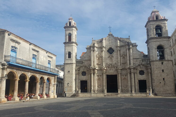 Havanna erkunden Sie zu Fuß...