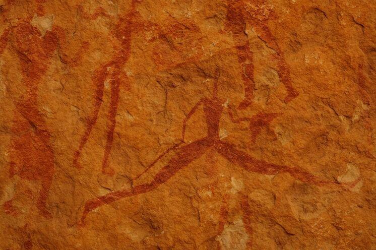 Wunderbar erhaltene Felszeichnungen werden Ihnen begegnen - zu Recht UNESCO-Welterbe