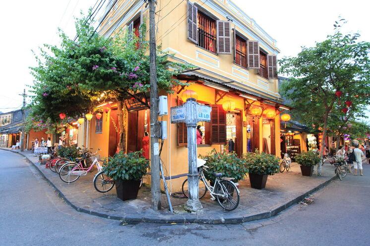Liebliches Hoi An: Fahrradtour durch die Altstadt