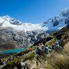 Auf verborgenen Inkapfaden über Choquequirao bis Machu Picchu