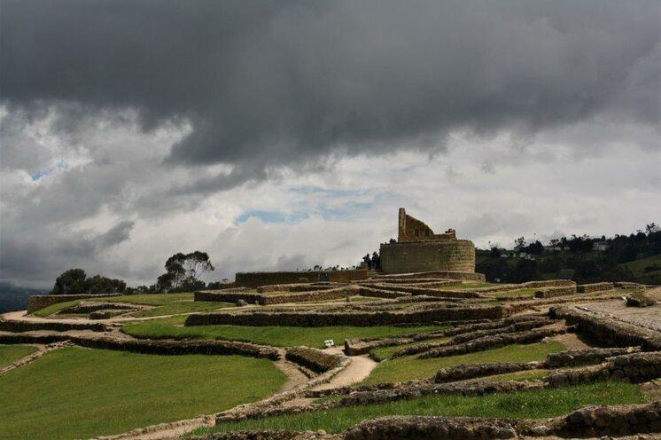 Besuch der wichtigsten Inkastätte Ecuadors - Ingapirca