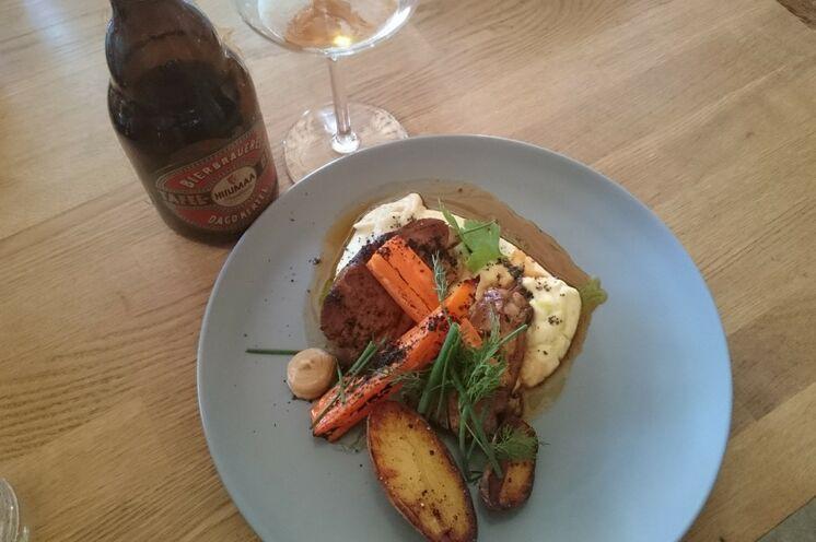 Kulinarische Genüsse der traditionell-modernen Küche Estlands