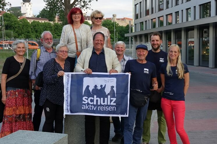 16. Juni 2020 - wir waren die erste ausländische Gruppe nach dem ersten Lockdown in Tallinn! Start für 2021 ab Juli...