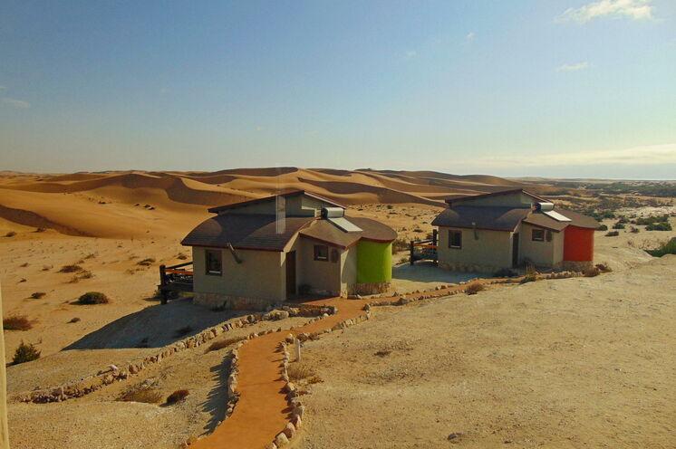 Desert Breeze Lodge - traumhafte Unterkunft in Swakopmund