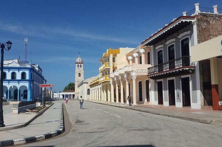 In der Kleinstadt Bayamo ticken die Uhren noch langsamer ...