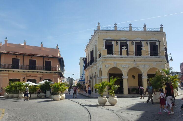 Camagüey besticht durch seine prachtvollen Bauten