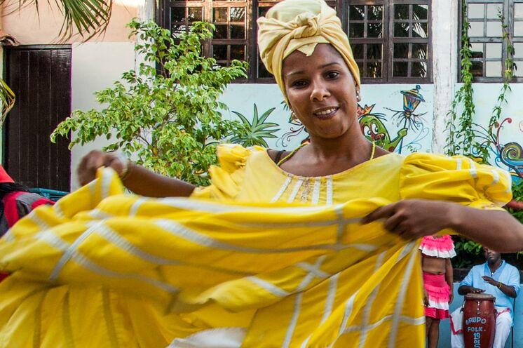 Bunt und lebensfroh - so ist Kuba! Erleben Sie es selber!