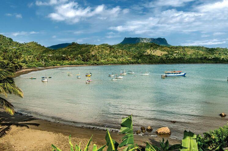 """Einer der """"Höhe""""punkte Ihrer Reise: den Tafelberg El Yunque besteigen Sie am 5. Tag"""