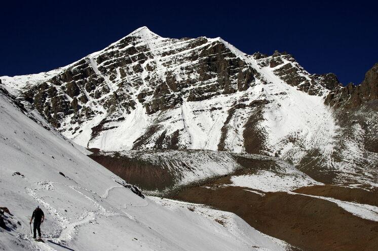 Der Stok Kangri (6150 m) in seiner ganzen Schönheit - optionale als Verlängerungsoption bei uns buchbar