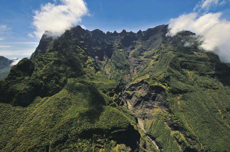 Das Dach des indischen Ozeans- Piton des Neiges (3071 m)