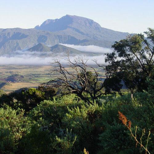 Wandern mit Komfort auf La Réunion