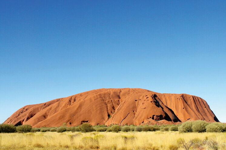 Sie besuchen die schönsten Nationalparks und UNESCO-Welterbestätten – u. a. den Uluru-Kata-Tjuta-Nationalpark