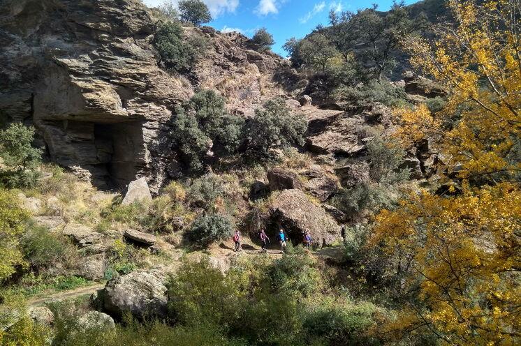 Wanderung in den Alpujarras