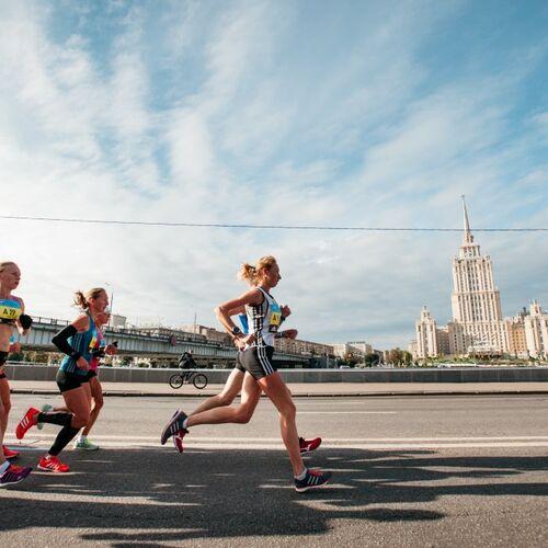 Moskau-Marathon