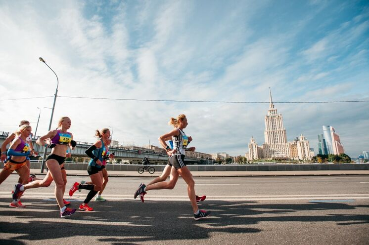Auf zum Moskau-Marathon!