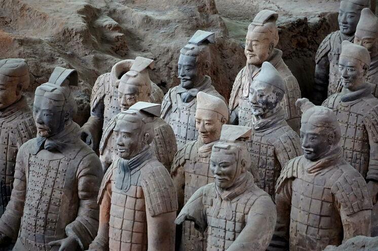 Das Vermächtnis des Ewigen Kaisers: die Terrakotta-Armee in Xi'an