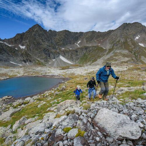 Kaukasus – Wilder Westkaukasus
