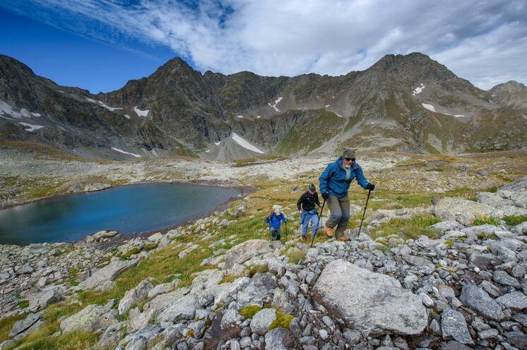 Auf gehts in die Wildnis des Kavkaskij Zapovedniks, des streng geschützten westkaukasischen Nationalparks!