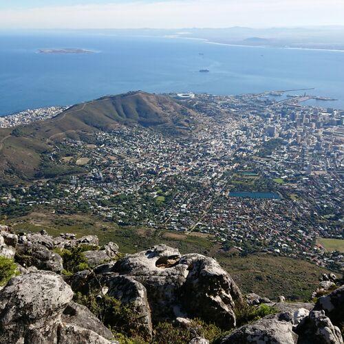 Von Kapstadt zu den Victoria-Fällen