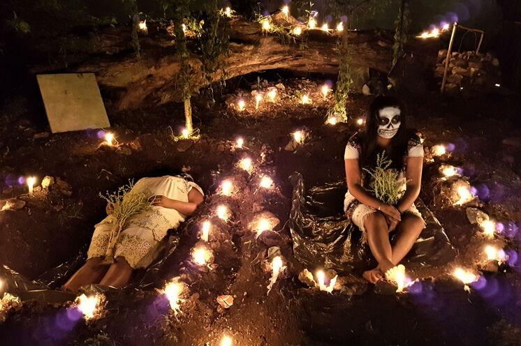 Von Ihrem Reiseleiter, selber intensiver Kenner der Mayakultur, lernen Sie Wissenswertes, Mythen und Legenden über das indigene Volk