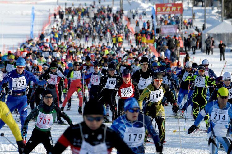 Auf geht's zu unserer Übersee Worldloppet Reise im Februar 2023 nach Japan