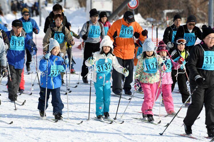 Ein kleiner Nationalfeiertag für alle großen und kleinen sportbegeisterten Japaner/innen
