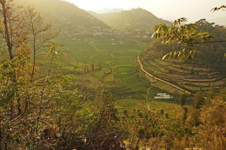Wanderungen rundum Panauti und Balthali geben Ihnen Einblicke in Nepals Landleben