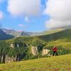 Zwischen Kleinem und Großem Kaukasus