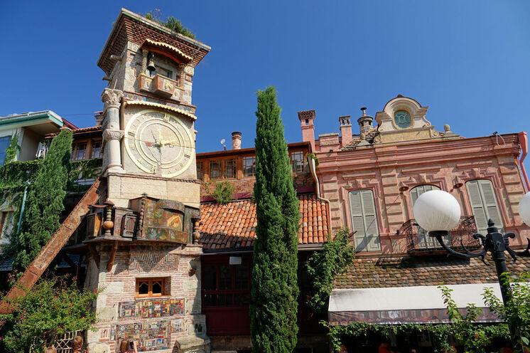 Die Altstadt von Tbilissi bildet den krönenden Abschluss Ihrer Reise