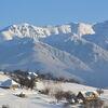 Schneeschuhwandern in Transsilvanien