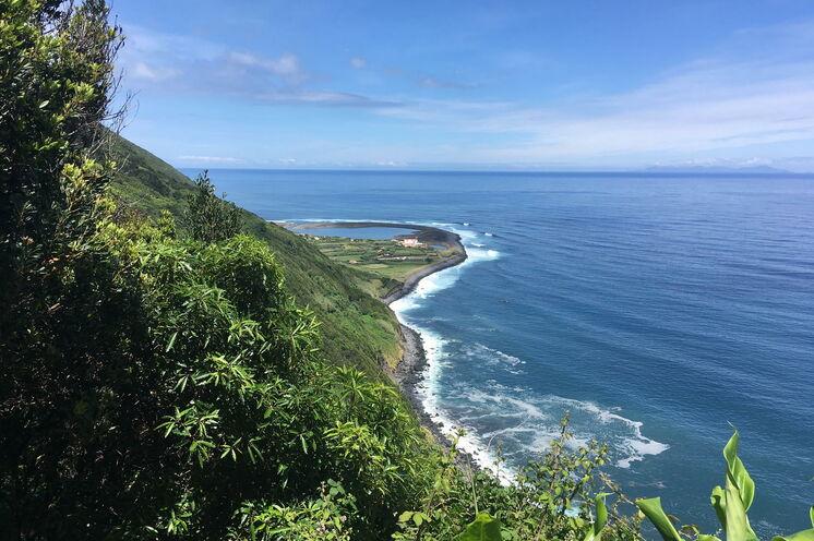 Wanderung zu den beeindruckenden Steilküsten auf São Jorge