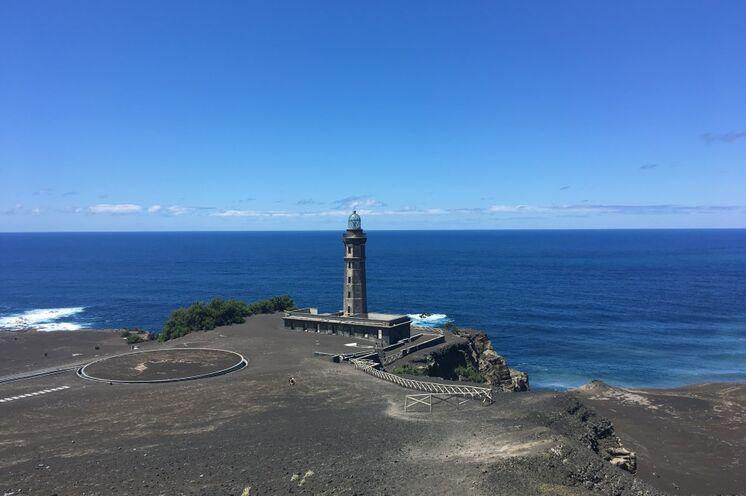 ...der berühmteste Vulkan der Azoren