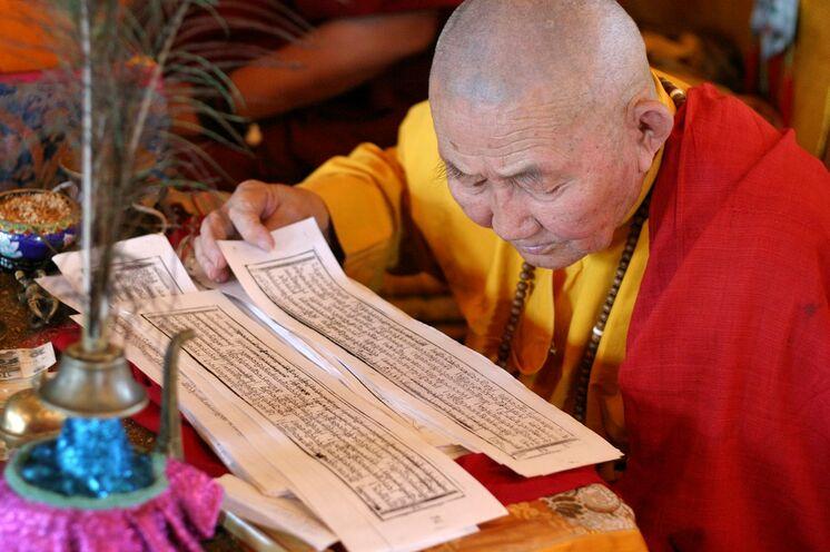 Burjatien - das Zentrum des Buddhismus in Russland