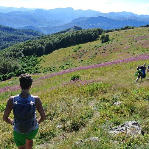 Multiaktiv in Montenegros Nationalparks