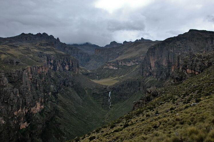 Je höher man steigt, desto mystischer wird die Landschaft (Chris Murphy, via Flickr - CC BY-ND 2.0)