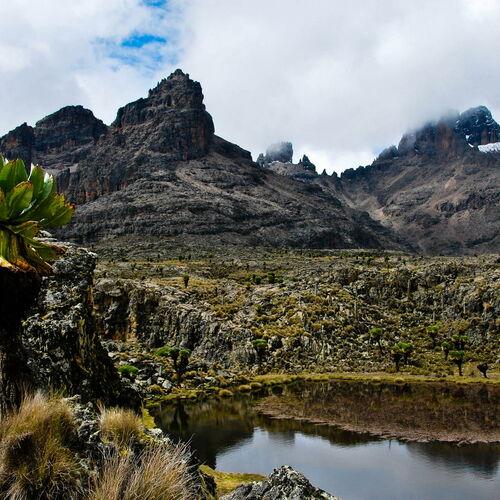 Reisebaustein: Mt. Kenya individuell