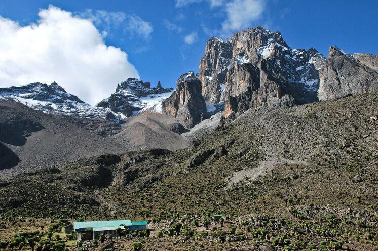 Blick vom Shipton's Camp zu den schroffen Gipfeln (Chris Murphy, via Flickr - CC BY-ND 2.0)
