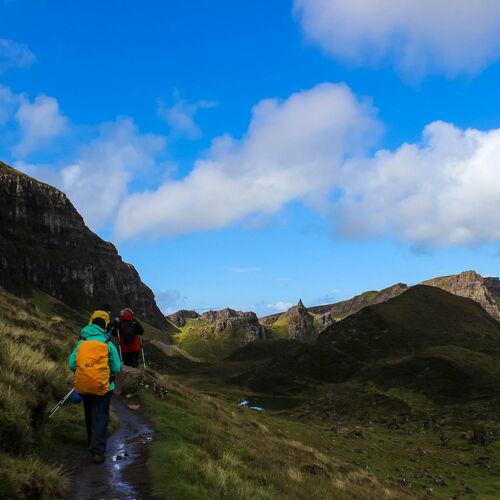 """Isle of Skye – Schottlands märchenhafte """"Wolkeninsel"""""""