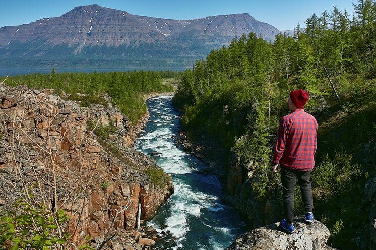 Wandern zu schönen Aussichtspunkten