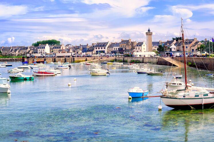 """In Roscoff – am französischen """"Ende der Welt"""" – stechen Sie in See Richtung Südirland"""