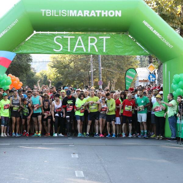 Tbilissi Marathon 2022
