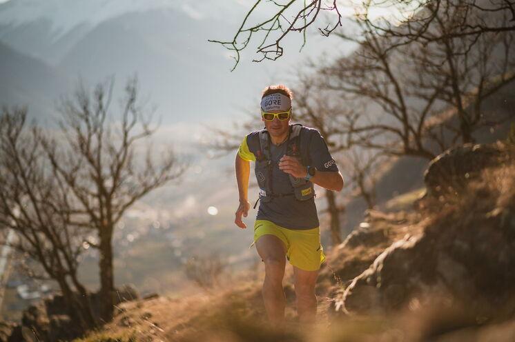 Daniel ist Vollblut-Sportler und in den Bergen Südtirols zu Hause