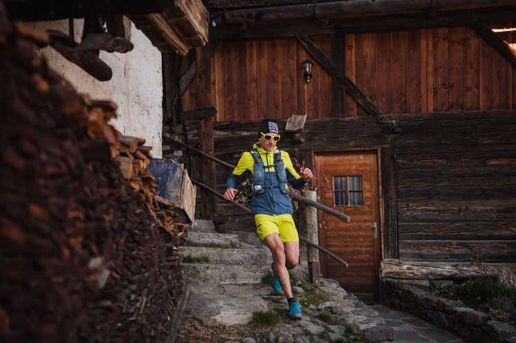 Daniel Jung - Trailrunning-Profi und Camp-Guide