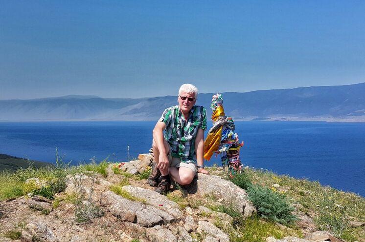 Der Baikalsee liefert immer wieder wunderschöne Fotomotive