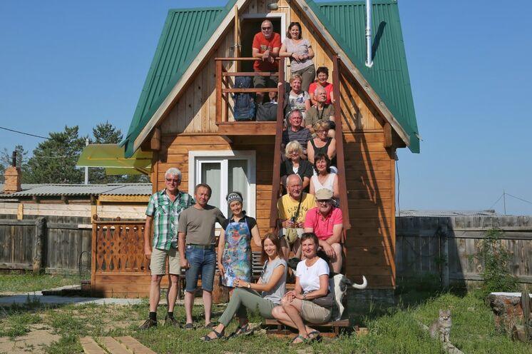 Gästehaus am Baikalsee