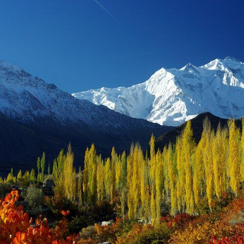 Vom Hindukusch in den Himalaya