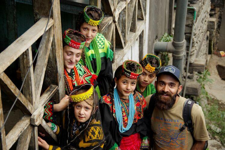 Ein Besuch in den Tälern der Kalash bietet unvergessliche Erlebnisse