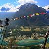 Wandern und Biketrekking von den Bergen bis zum Fjord