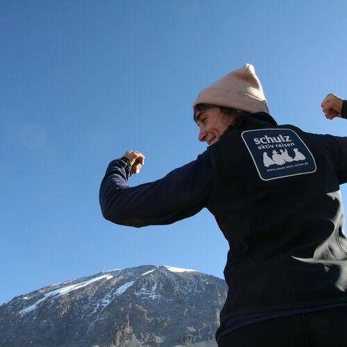 Kilimanjaro-Besteigung mit entspannendem Ausklang bei heißer Chemka-Quelle