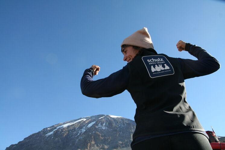 Mit über 20-jähriger Kilimanjaro-Erfahrung sind Sie bei uns bestens aufgehoben.